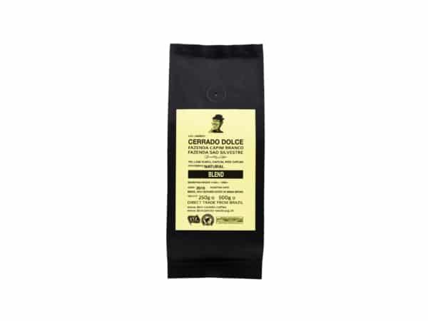Kaffee — Cerrado Dolce