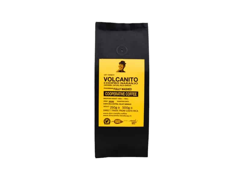 Kaffee — Volcanito