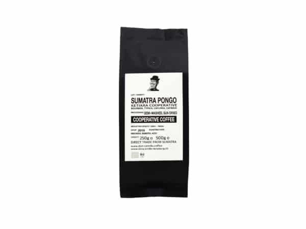 Kaffee — Sumatra Pongo
