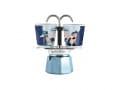 Bialetti Moka Mini Express—2 Tassen (blau)