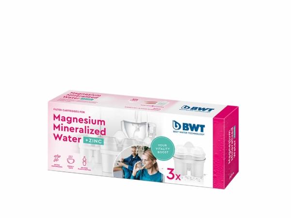 BWT Tischwasserfilter Kartusche—Magnesium
